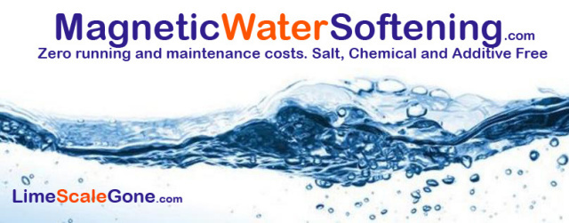 Water Softner Magnetic Water Softening Whole House Water
